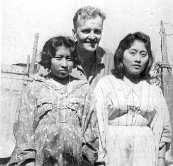 Se dvěma Venezuelkami