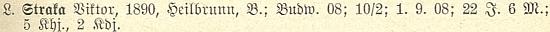 Na seznamu novohradských učitelů figuruje roku 1928 jako absolvent učitelského ústavu v Českých Budějovicích dvacet let předtím