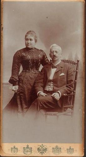Její rodiče (viz i Hans Süss)