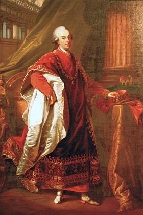 ... a jeho neméně štědrý syn, kníže Jan Nepomuk Schwarzenberg, mj. stavebník Schwarzenberského kanálu a největší akcionář tzv. oktrojované banky, která se zasloužila o rozvoj hospodářství v monarchii