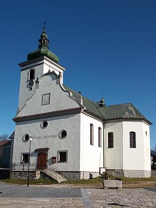 Údajně byl na konci války při vyvěšování bílého praporu z věže volarského kostela sv. Kateřiny