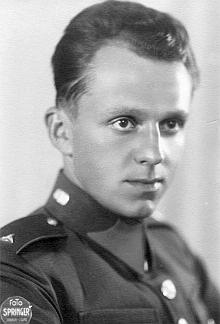 V uniformě československé armády
