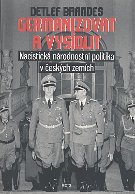 """Obálka knihy (2015, nakladatelství Prostor Praha), v níž je """"zaslouženě"""" připomenut"""