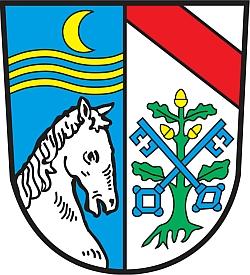 Znak bavorského města Pocking