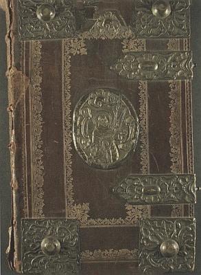 Vazba pamětní knihy Knížecích Plání