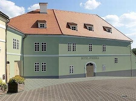 ... a návrh jeho rekonstrukce podle projektu Ing.arch. Jaroslava Cíglera