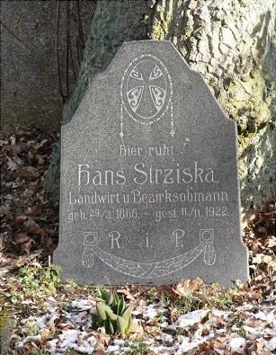 Hrob ve Stříbře