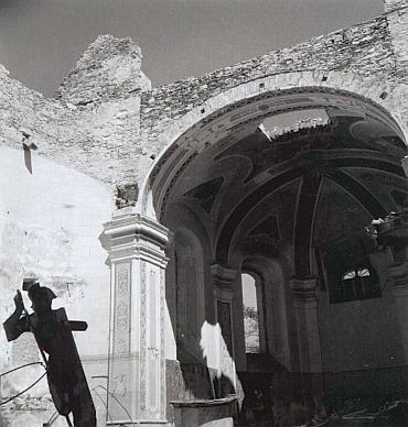 Demolice kostela