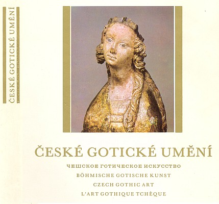 Světice z Dolní Vltavice (dnes v Alšově jihočeské galerii) na obálce (1977) knihy České gotické umění - dvě podobné bysty, pocházející rovněž z Dolní Vltavice, jsou dnes v muzeu vDüsseldorfu