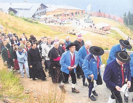 Posvícení na Javoru v roce 2006 bylo jubilejní dvousté...