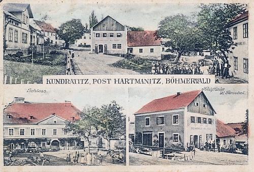 Pohlednice z rodných Kundratic