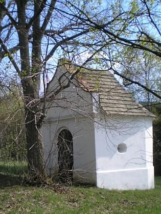 Kaple v Lukově, jediné, co ze vsi zůstalo