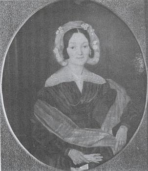 Johanna Jungmannová, roz. Swietetzká zCzernczicz, žena Josefa Jungmanna