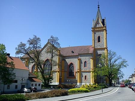 Kostel sv. Jana Nepomuckého v Hluboké nad Vltavou (viz i Alois Nedobitý)