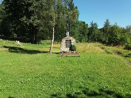 Tady stával kostel sv. Anny  (viz i Ludwig Jilek a Otto Wiener)