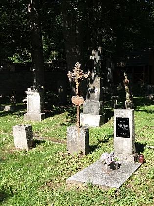 Opět upravený hřbitov v Českých Žlebech