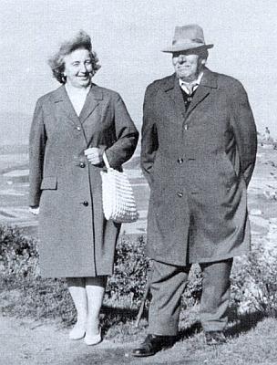 S otcem už v Německu roku 1965