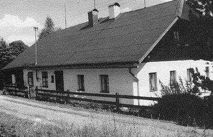 Rodný dům v Dobré na Šumavě čp. 20 (45)