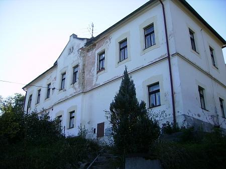 Škola v Českých Žlebech (2011)