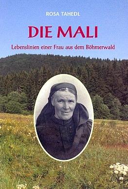 Obálka (2003) s podobiznou autorčiny babičky Amálie Waldhauserové, o níž kniha pojednává (nakladatelstství Dorfmeister, Tittling)