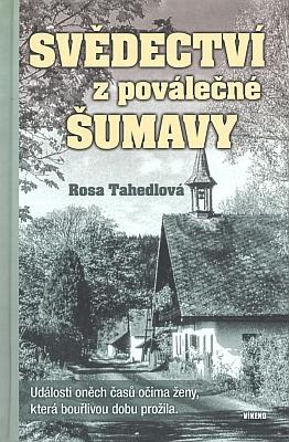 """Obálka českého překladu její knihy """"Die Holzfällerin im Schatten des Roten Sterns"""", který vydalo nakladatelství Víkend v roce 2019"""