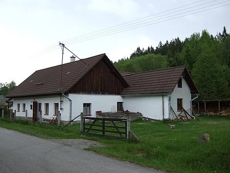Rodný dům v Leopoldově čp. 4 (viz i Friedrich Talirsch)