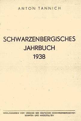 Záhlaví Schwarzenberské ročenky