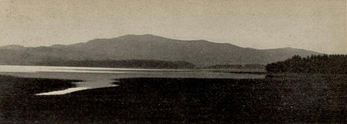 Rybník Olšina na jeho podmanivém snímku