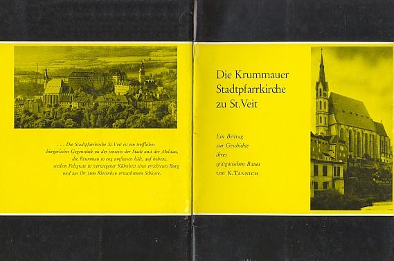 Obálka knihy (1965) vydané nakladatelstvím Hoam! ve Waldkirchen