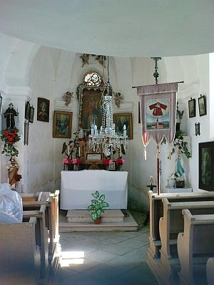 Kaple v Jaroníně