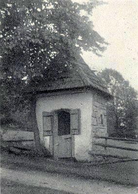 Kaple při osadě Farmhäuser