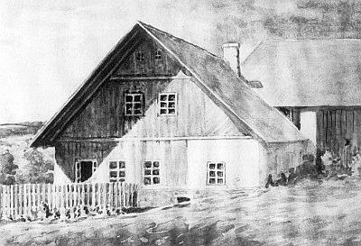 Irgl-Haus v Horních Světlých Horách