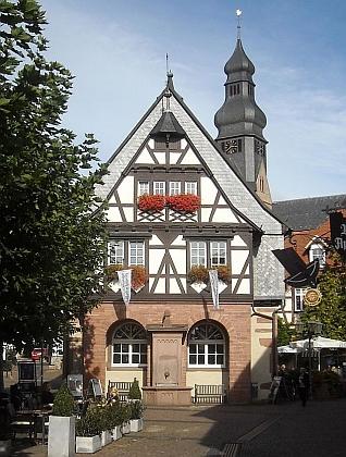 Stará radnice města Hofheim am Taunus