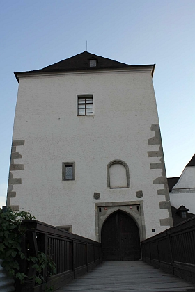 Starý hrad na snímcích z roku 2011