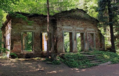 Ruiny Modrého domu