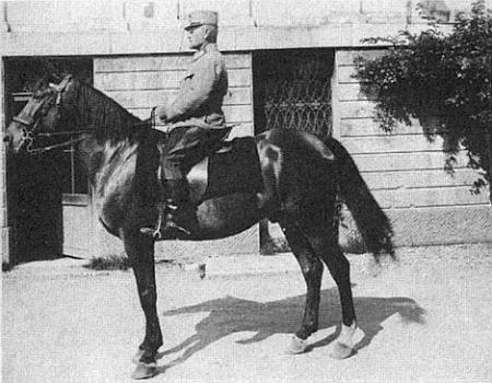 Za první světové války v severní Itálii