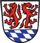 Znak kdysi samostatné obce Thalberg