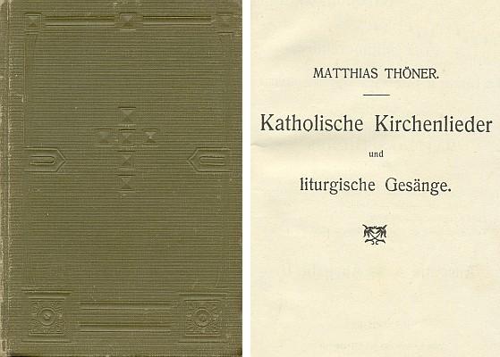 Obálka a titulní list (1908)