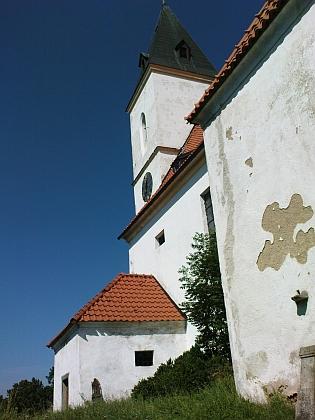 Kostel sv. Bartoloměje ve Ktiši