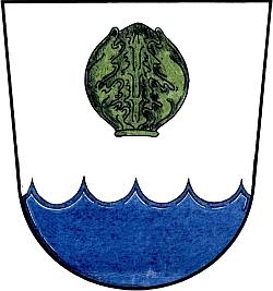 Znak obce Roudné