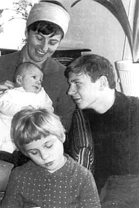 Se svými dětmi