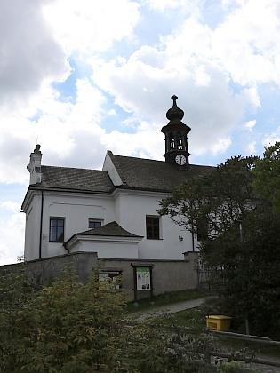 Fara v Horní Vltavici