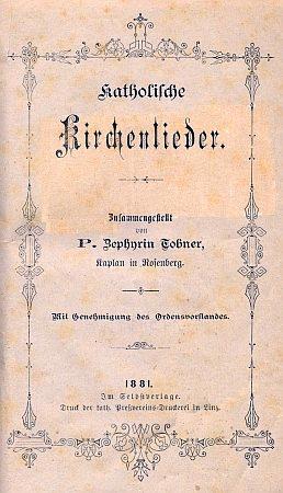 Titulní list (1881)
