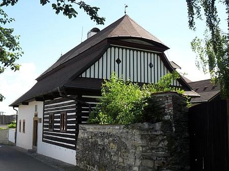 Rodný dům ve Skutči