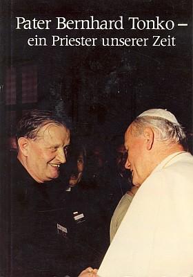 Na obálce knihy o něm (1983) je zachycen s papežem Janem Pavlem II.