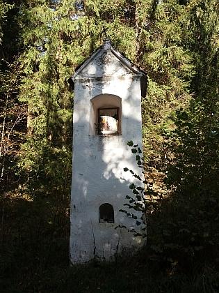 Někdejší poutní místo u Kladenského Rovného, stopy svatého Volfganga (či Wolfganga, i v českém prostředí se často setkáváme sněmeckouformou jména)