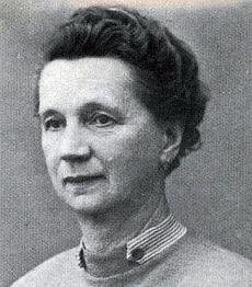 Jeho žena Anna