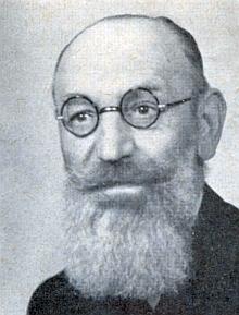 Rudolf Pexider na snímku doprovázejícím jeho nekrolog z pera Franze Trcha