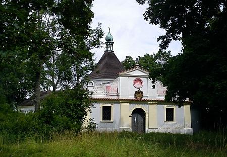 Kaple na Křížové hoře