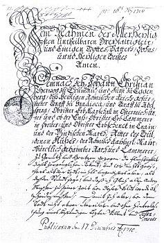 Jan Kristián z Eggenberku, jeho závěť psaná 14 let před smrtí roku 1696 a kopie portrétu jeho vdovy Marie Arnoštky od Jindřicha de Veerleho na rytině Jana Oldřicha Krause